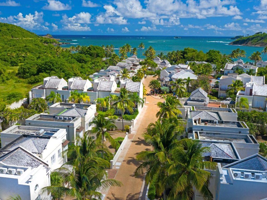 Cap Cove Resort Location